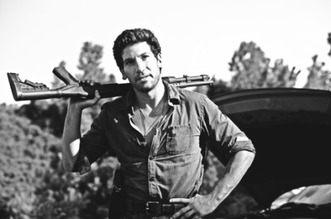 Jon Bernthal en The Walking Dead