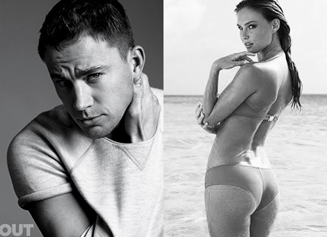 Channing Tatum y Bar Rafaeli