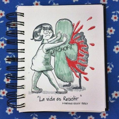 Ilustración de Ana Belén Rivero